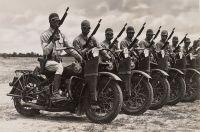 gun bikes