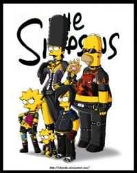 -emo-the-simpsons-