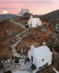 Cyclades Islands, Los, Greece