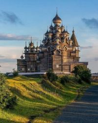 Kizhi Pogost - Russia  6013