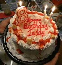 Wow...Deliious Ice Cream CAke