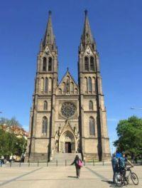 Kostel sv. Ludmily, Praha