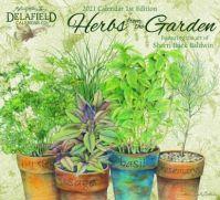 Delafield 2021 Wall Calendar Herbs from the Garden
