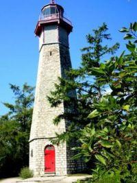 Toronto Island lighthouse…