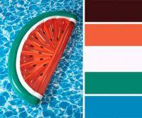 Watermelon Float