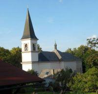 Kostel Navštívení Panny Marie Stachy - The Church of Visitation of Our Lady Stachy,CR