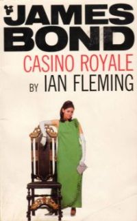 JAMES BOND 007--CASINO ROYALE !