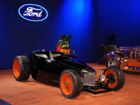 Ford Wedge Roadster