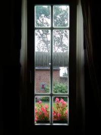 ventana en Bélgica
