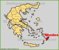 Greece - Island of Rhodes