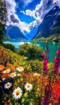 pretty place