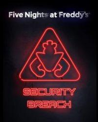 FNaF security breech logo