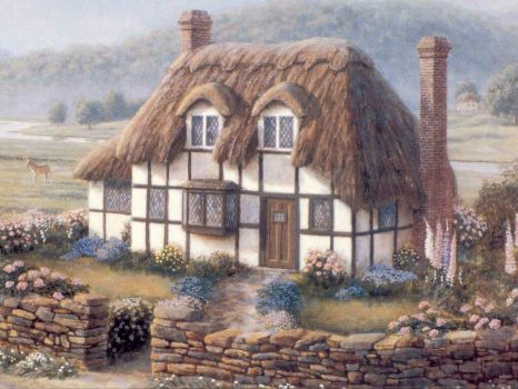 Pretty Thatched Cottage