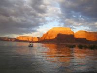 Lake Powell - After the storm