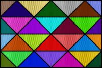 Triangulated Triangles!! ~ XL