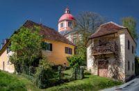 Pöllau Abbey in Eastern Styria