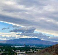 Sierra Wave Clouds