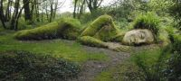 The Lost Gardens of Heligan, Cornwall England