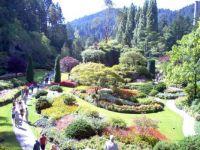 Bushard Gardens, Vancover Island,Canada