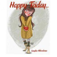 Have a nice weekend, everyone!