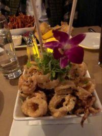 Fried Calamari anyone?