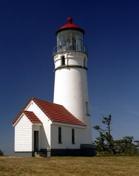 Blanco lighthouse, Oregon