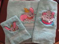 IMG_6563Dumbo Towel Set