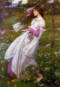 John-William-Waterhouse-Windflowers