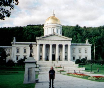 Late Son, Howard, in Montpelier Vermont