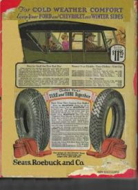 1927 Sears Roebuck Catalog Medium