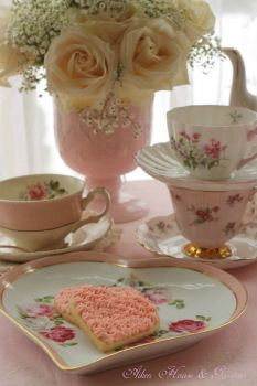 Let's Have Some Girly Tea