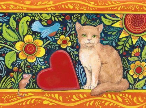 mouse's valentine