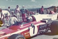 Mario Andretti March 4, 1972 South African Grand Prix, Kyalami