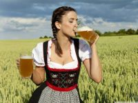 german_woman_drinking_beer