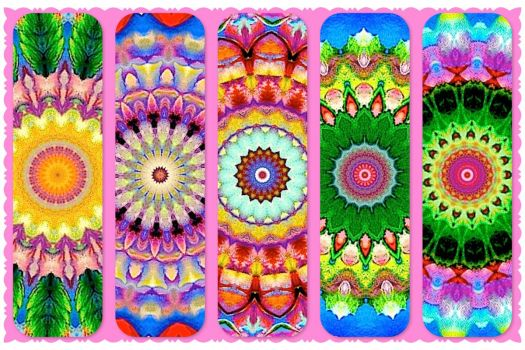 Bright Blossoms Boards!  (medium)  *link to large inside