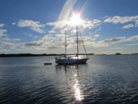Nice day for a sail. Georgetown, PEI