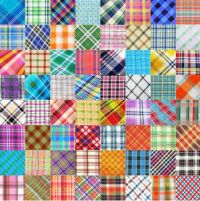 PATCHWORK PLAID 19