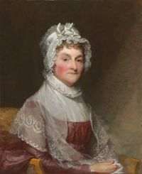 Abigail Adams, wife of President John Adams