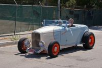 Hot Rod 1932 Ford Roadster