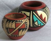 Two Southwest Pots