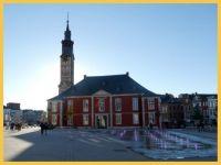 Sint-truiden  stadhuis.