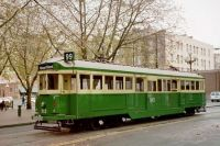 Historic Seattle Trolley