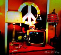 Peace over TV