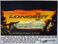 THE LONGEST DAY - POSTER, 1963