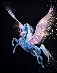 Pink Pegasus Dust