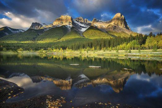 Canmore, Alberta, Canada  4225