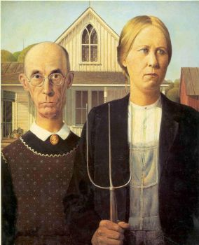 American Gothic  ~   Switched