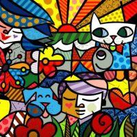 Mosaic Animals 289