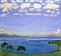 Lake of Geneva - Ženevské jezero