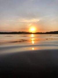 Lakeside life